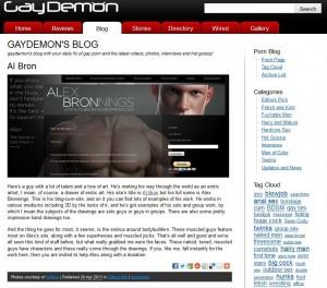demon blog